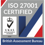 Centralized returns with ISO/IEC 27001 information security certification.